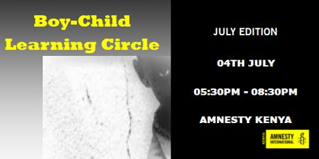 Boy-Child Learning Circle tickets