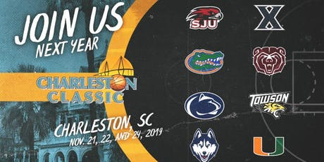 2019 Charleston Classic New Orleans Watch Party tickets