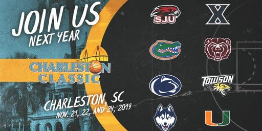 2019 Charleston Classic New Orleans Watch Party