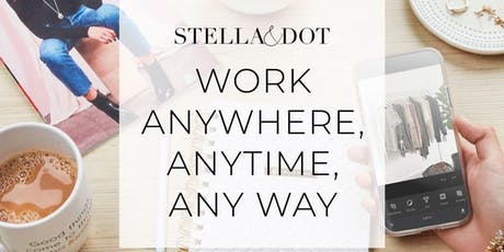Now Hiring!  Learn More About Stella & Dot tickets