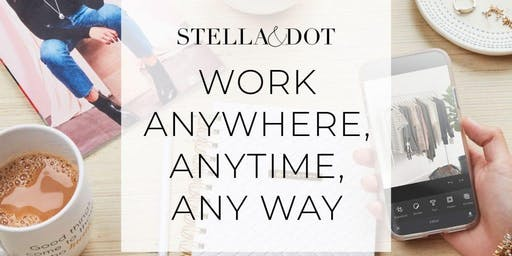 Now Hiring!  Learn More About Stella & Dot