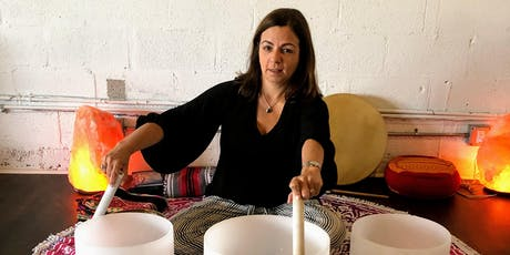 SOUNDHEALING with Mari De La Rosa tickets