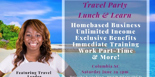 Travel Party Lunch & Learn