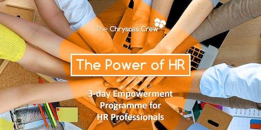 The Power of HR - Edinburgh