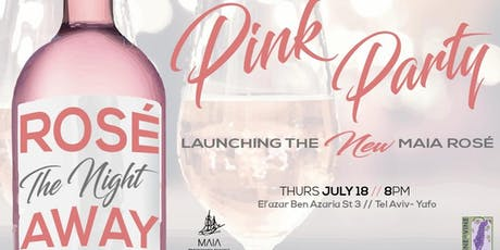 WOTV Pink Party with Maia Winery billets
