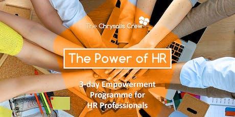 The Power of HR - Dubai tickets