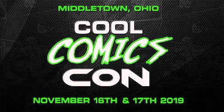 Cool Comic-Con Middletown tickets