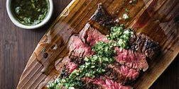 DOUBLE DINNER DEMO SERIES:  BEEF