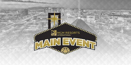 2019 MGM Resorts Invitational Main Event New Orleans Watch Party tickets