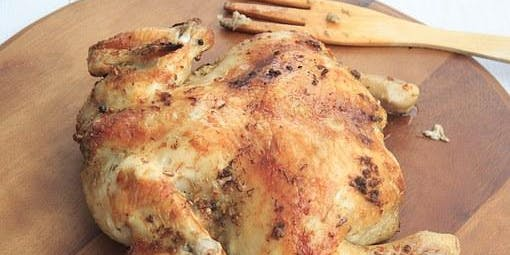 DOUBLE DINNER DEMO SERIES:  CHICKEN