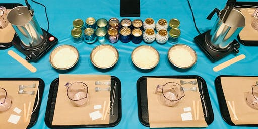 Soy Wax Candle Workshop