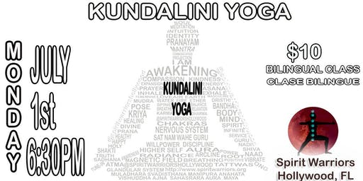 Kundalini Yoga Bilingual Class