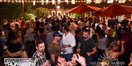 Latin Rooftop Party - The Imperial