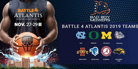 2019 Battle 4 Atlantis New Orleans Watch Party tickets