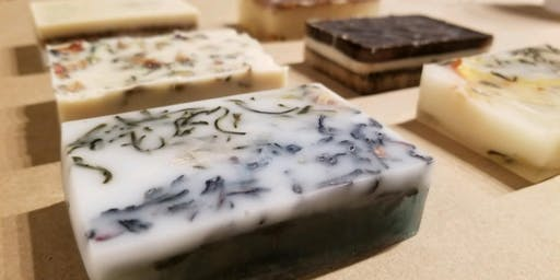 Beginner Soap Workshop