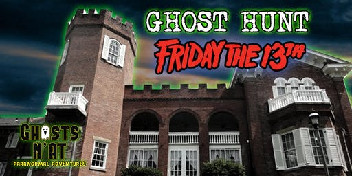 Ghost Hunt at Nemacolin Castle, Brownsville PA | Friday the 13th