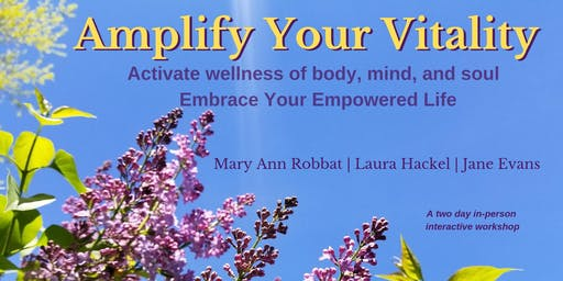 Amplify Your Vitality