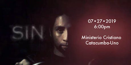 SIN - Movie at Catacumba Uno tickets