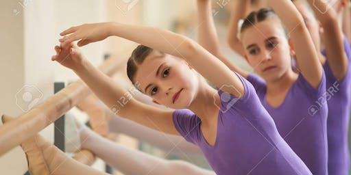 Bond Hill Princesses Ballet Camp