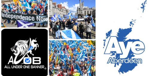 March & Rally for Independence - Aberdeen