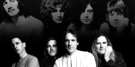 Led Zeppelin Tribute Concert -- 50 Year Anniversary show! + Heart Tribute tickets