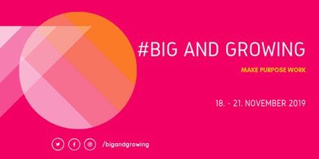 Big & Growing Festival Tickets