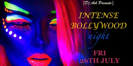 Intense Bollywood Club Night tickets