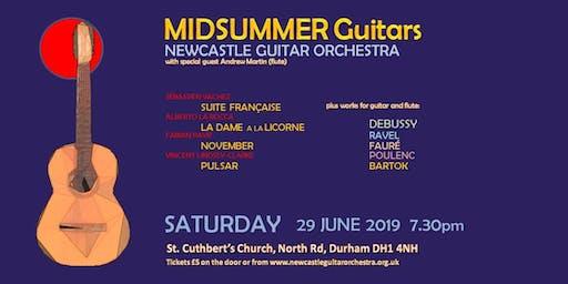 MIDSUMMER Guitars