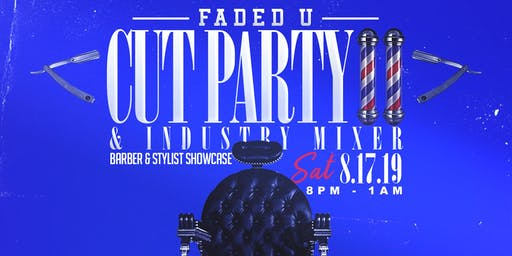 FADED U CUT PARTY 2