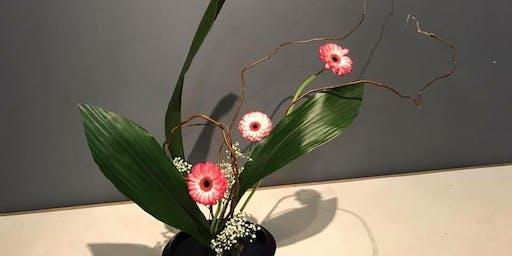Atelier d'Ikebana