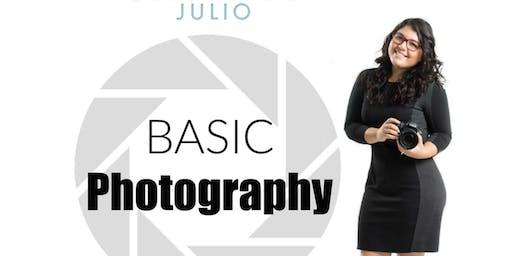 Clases de Fotografía Digital Básica