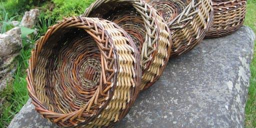 Basket Weaving Workshop - Tutor Mandy Coates