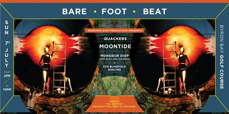 BARE FOOT BEAT ON THE DECK tickets
