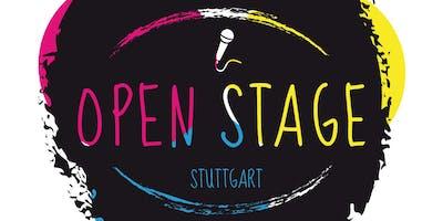 Open Stage Stuttgart - Das Newcomer-Event im Raum Stuttgart!