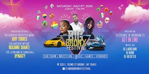 Big Bronx Festival 2019