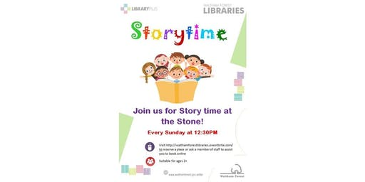 Storytime @ Leytonstone Library