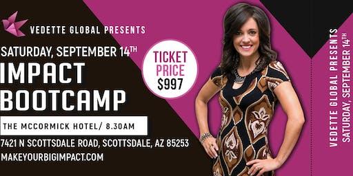 IMPACT Bootcamp LIVE - Scottsdale AZ