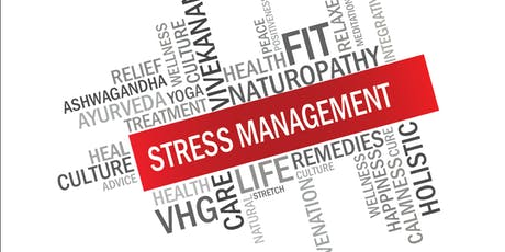 STRESS Management Workshop tickets