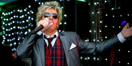Rod Stewart Tribute - Dinner and Show tickets