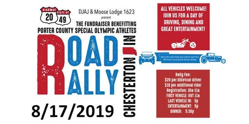 3rd Annual Motorcycle & Car Run Benefitting Porter County Special Olympics