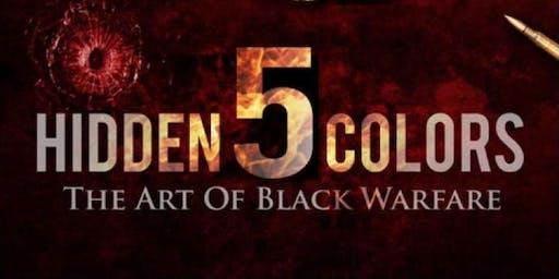 Hidden Colors 5: The Art of Black Warfare (Charlotte, NC Screening)