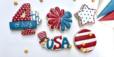 4th of July Cookie Decorating Class