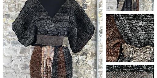 Saori Weaving: Weave a Kimono Jacket