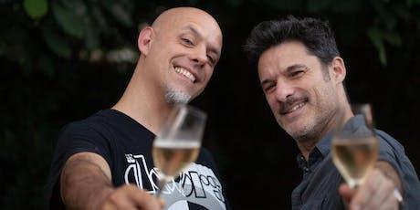 BACANAL DEL INFIERNO - Cocina de Calle: Clase de Cocina + Charla de Vinos + Cena con Maridaje tickets