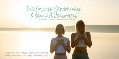 Ice Cacao Ceremony & Sound Journey with Irina & Melissa