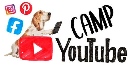 Camp YouTube! (Ages 8-12)
