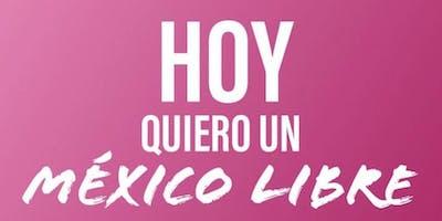 Conoce Mexico Libre, Asiste a nuestra Reunión ZONA PONIENTE (Distrito 6)