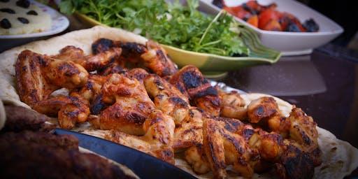 Tandoori BBQ Class