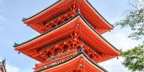 Atelier découverte du Japon billets