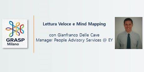Metacompetenze - Tecniche di Lettura Veloce e Mind Mapping biglietti